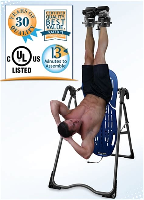 Teeter Hang Ups Ep 560 Inversion Table by Teeter Hang Ups Ep 560 Inversion Table Fitnesszone