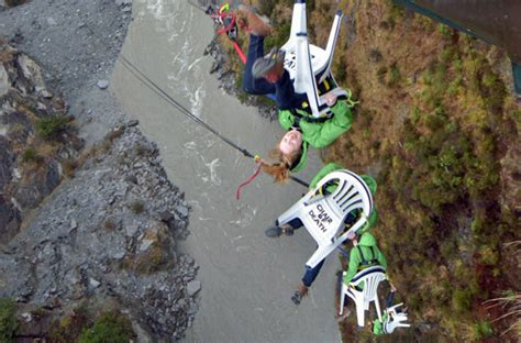 canyon swing new zealand 5 thrilling adventures you can only have in new zealand