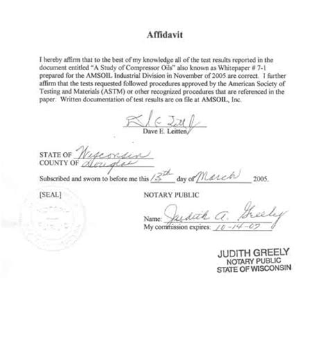 i751 affidavit sle letter employment letter with