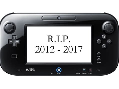 how much is the wii u console rip wii u the hardware won t be missed much but some of