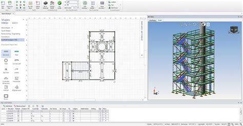 Scaffold Designer Software For Scaffolding Design Avontus Us Scaffolding Plan Template