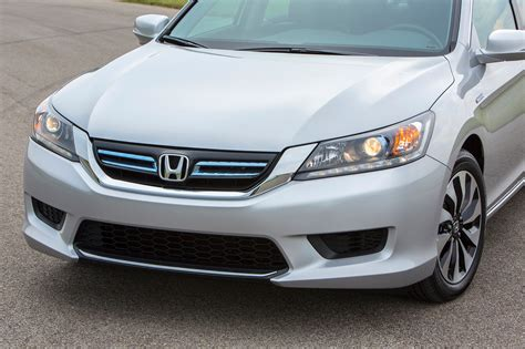 Stop L Honda Accord 2014 Up 2014 honda accord hybrid ex l front end view photo 58664137 automotive