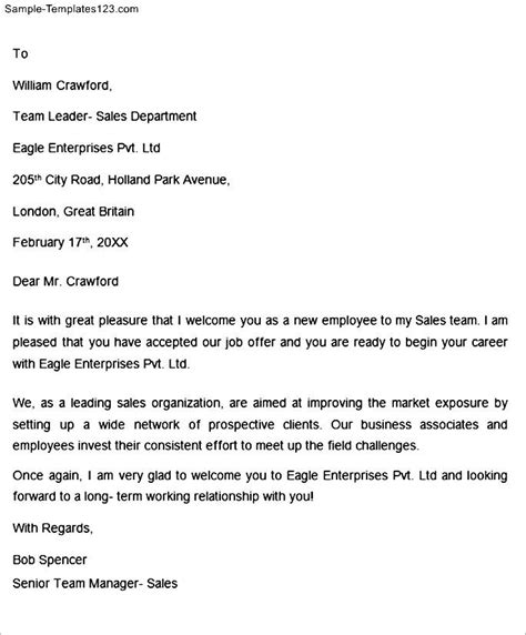 Letter Clients Welcome Letter To New Client Sle Templates