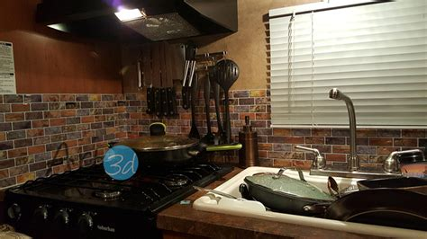 6 pieces peel and stick tile vinyl kitchen backsplash 6 pieces 12 quot x 12 quot peel and stick tile vinyl sticker for