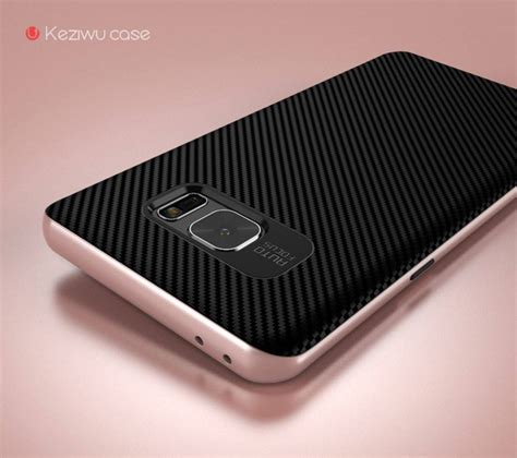 Tpu Soft Shift Carbon Fiber Back Cover Casing For Oppo F1s A59 F1 carbon fiber design casing cover for samsung galaxy