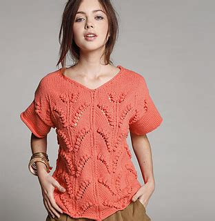 Obral T13 Size 40 34 ravelry pull fantaisie 224 noppes 104 t13 403 pattern by
