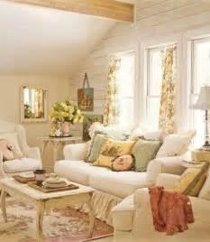Shabby Chic Livingroom Everything Cottage Style Pinterest