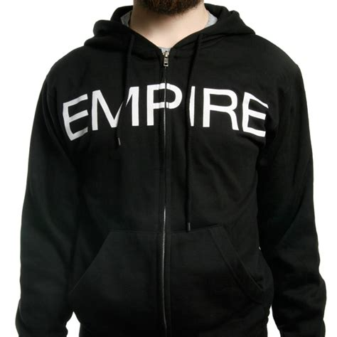 Sweater Hoodie Ryse Of Rome Front Logo holy empire quot empire hoodie quot zip hoodie holy empire