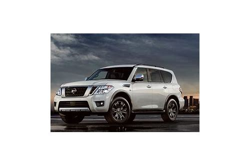 2018 nissan armada lease deals