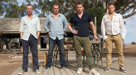 mad dogs cast mad dogs tv series