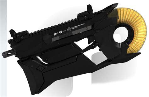 gun designs futuristic weapon design by pascal eggert