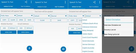 talk to text android talk to text app for android smartphones tablets