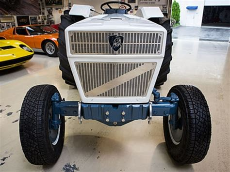 Vintage Lamborghini Tractor 1000 Images About Lamborghini Tractors On