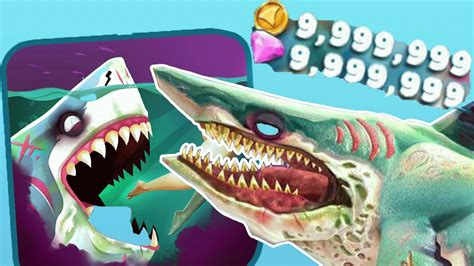 download game hungry shark mod unlimited money hungry shark world unlimited money mod v2 0 2 pakjinza