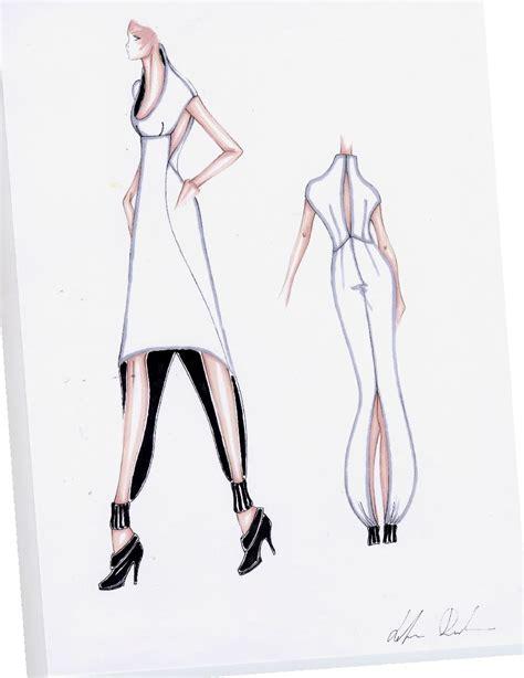 design fashion portfolio fashion design portfolio exles