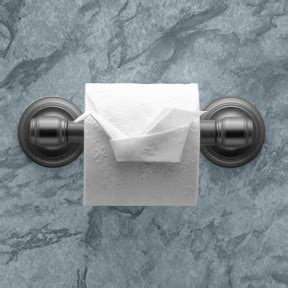 Toilet Roll Origami - impress house guests with toilet paper origami soranews24