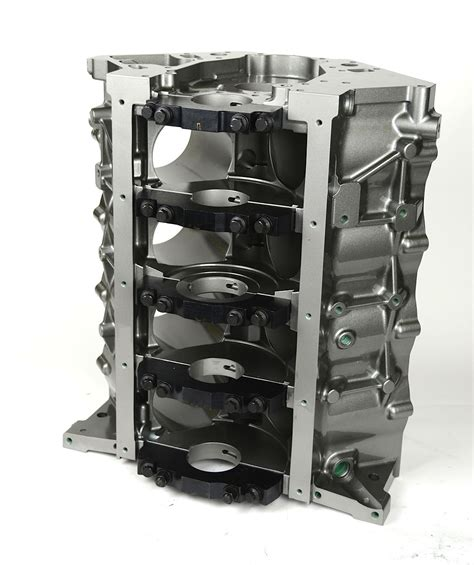cast iron street ls dart introduces cast iron ls cylinder block with gen i