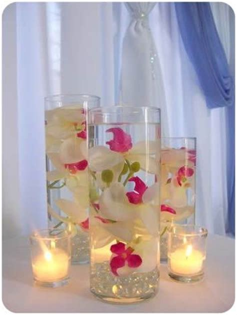 25 best ideas about cylinder vase centerpieces on