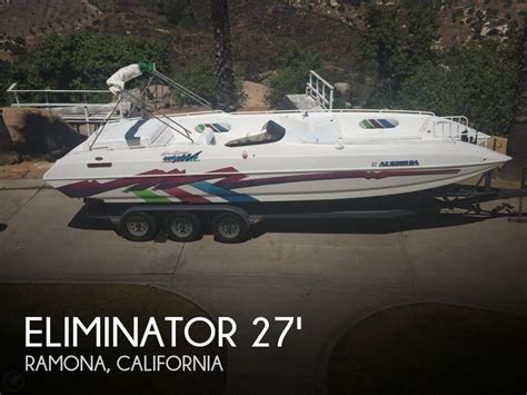 used eliminator boats sale ca eliminator boats for sale used eliminator boats for sale
