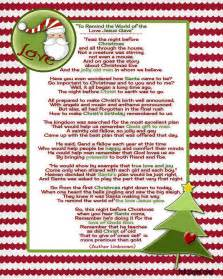 Twas The Night Before Christmas Gift Exchange Game - christmas traditions and i believe inkhappi
