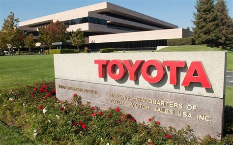toyota headquarters torrance toyota moving north american hq from torrance to texas