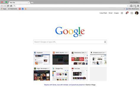 design google chrome google chrome dev gets material design new tab page