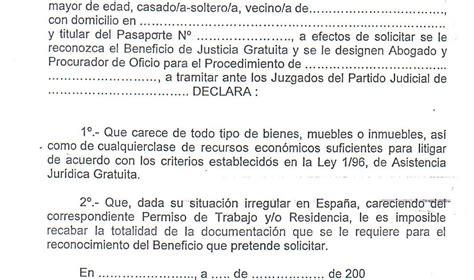 modelo de solicitud de declaraci n de deterioro u obsolescencia inmigraci 211 n una oportunidad modelo de declaraci 211 n jurada
