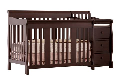 Crib And Changing Table Baby Cribs With Changing Table Baby And