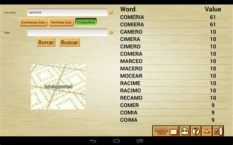 word cheats scrabble word breaker scrabble aplicaciones de android en