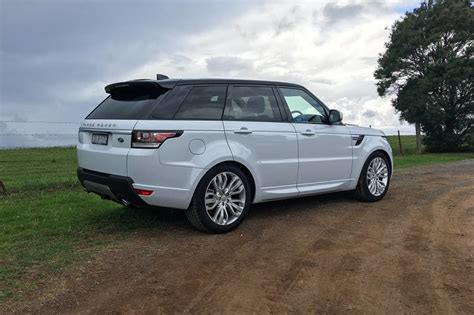 land rover range rover sport white 2017 land rover range rover sport reviews ratings autos post