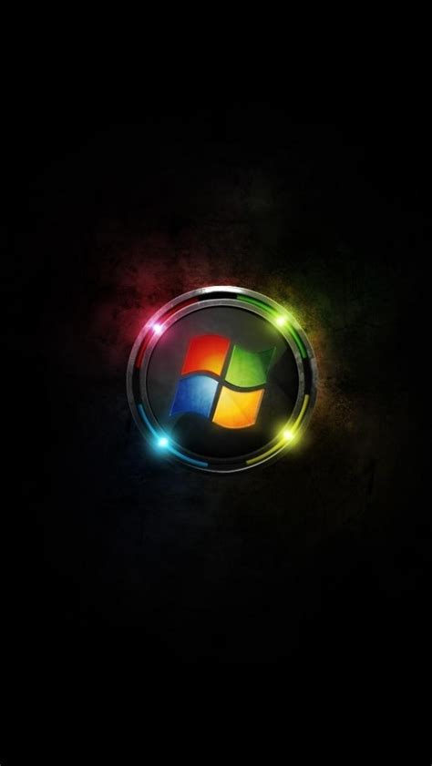 windows logo iphone  wallpaper hd   iphonewalls