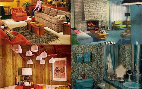 home design decorating interior home decor of the 1960s ultra swank