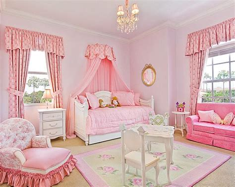 Princess Bedroom Decorating Ideas Pink Inspiration Decorating Your Home With Pink