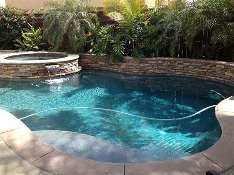 Backyard Pools Spas 17 Best Ideas About Small Backyard Pools On