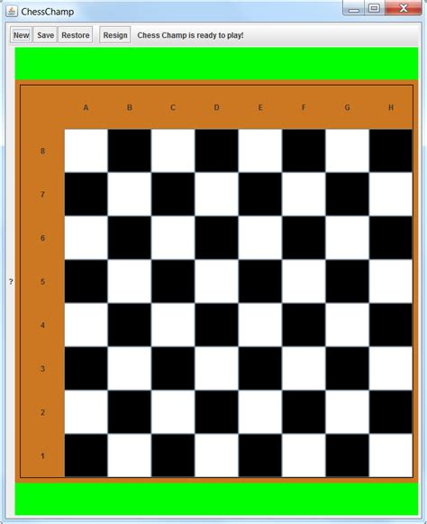 java layout manager minimum size java making a robust resizable swing chess gui stack