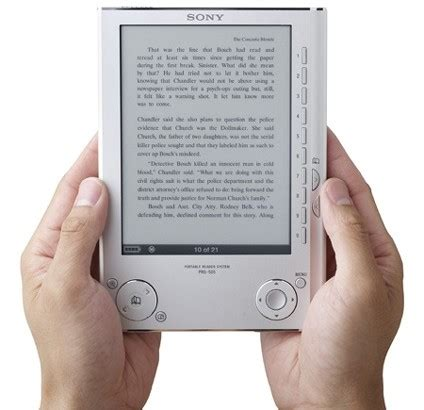 epub format sony reader sony takes reader openness one step further will offer