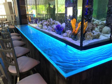 design aquarium restaurant bar designer home design ideas