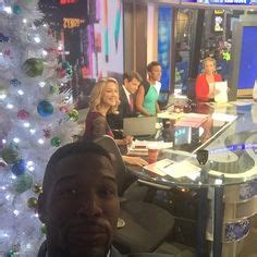 wake up everybody no more sleeping in bed now that s a happy morning crew michael strahan takes a