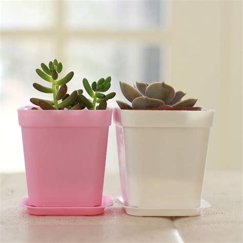 Small Plastic Planters by Mini Planters Small Square Pots Plastic Flower Pots Pallet