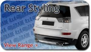 2010 Mitsubishi Outlander Accessories Mitsubishi Outlander 2010 12 A Bar Chrome Grill Stainless