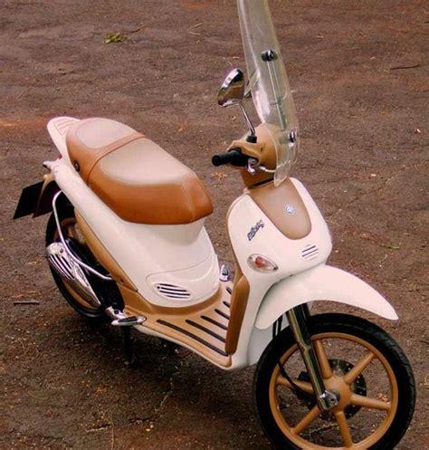 Modifikasi Vespa Liberty by Piaggio Liberty 150 Modified Modifikasi Motor Yamaha