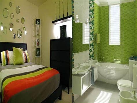 desain interior nuansa warna hijau rumah minimalis youtube
