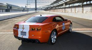 chevy to offer 500 examples of 2010 camaro indy 500 pace