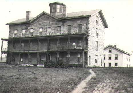the poor house the quot poor house quot historic path of cattaraugus county