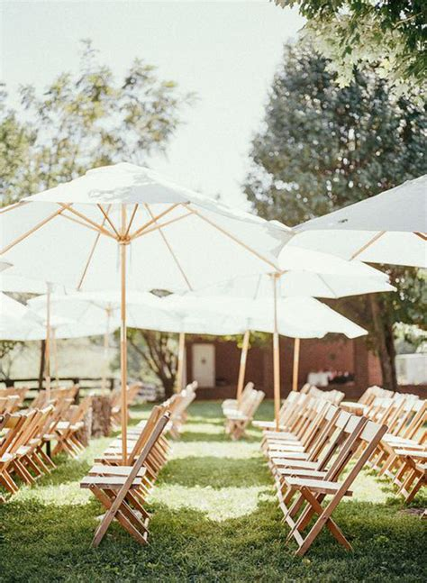 backyard wedding ceremony 10 outdoor wedding ceremony ideas that nobody else will
