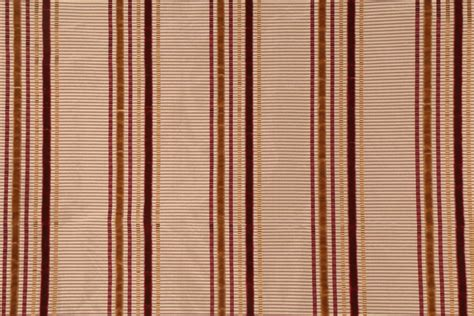 striped velvet upholstery fabric 1 3 yards beacon hill donatella silk velvet stripe