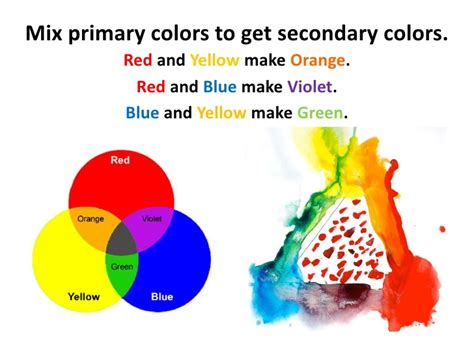 what colors do you mix to make blue how to mix paint to make orange roselawnlutheran
