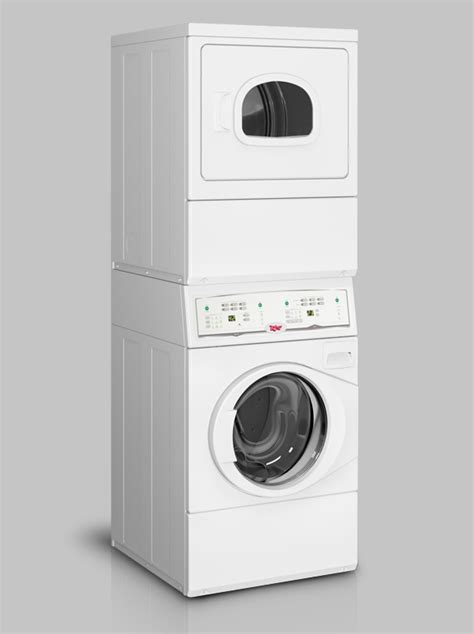 opl stack washers and dryers light commercial washers
