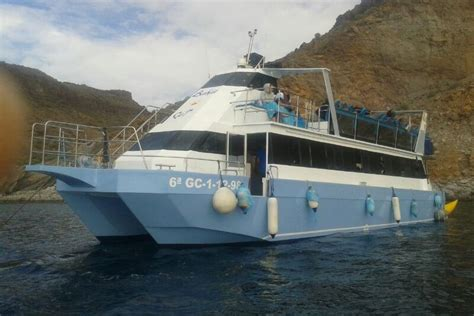 excursion catamaran faro gran canaria and maspalomas boat trips faro excursiones