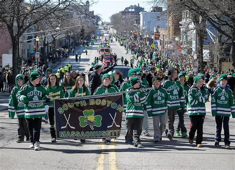 On Why Does Boston Have Two St Patricks Day Parades In A Word   5 reasons why celebrating st patrick day in southie is